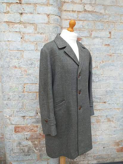 50's Overcoat by Darbel Paris