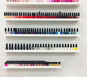 Our Shellac choice is forever growing...