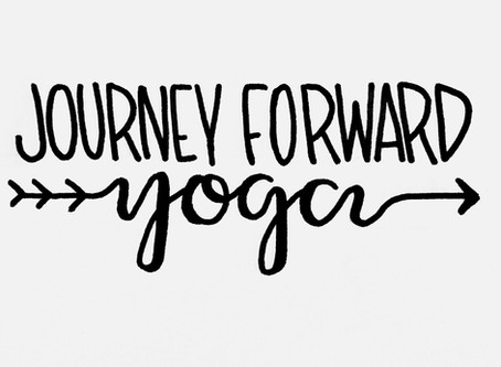 "Becoming ""Journey Forward Yoga"""