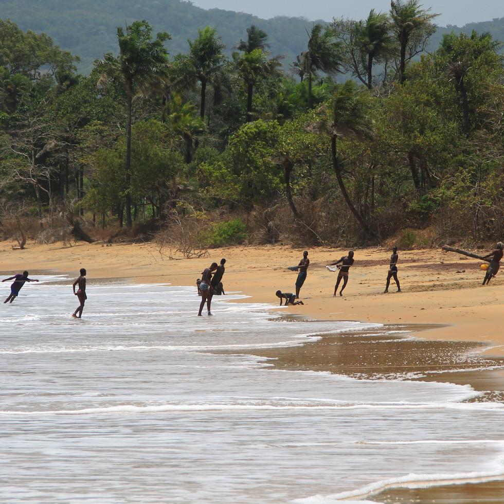 Traditionelle Fischerei
