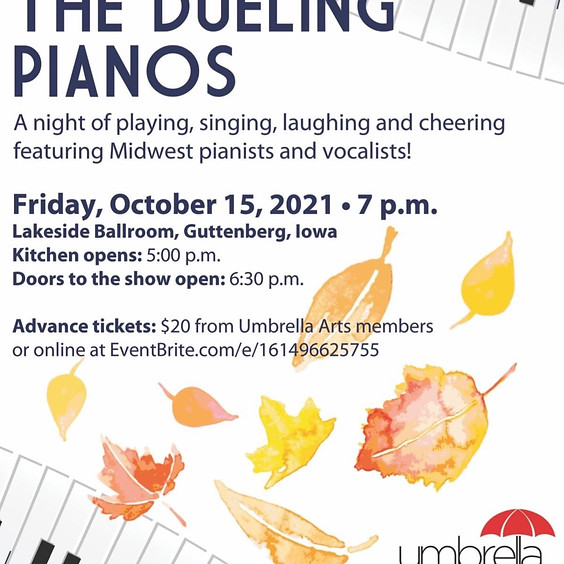 The Dueling Pianos
