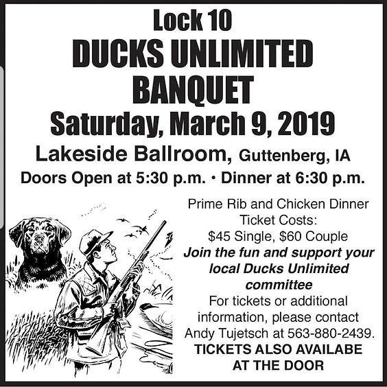 Ducks Unlimited 2019