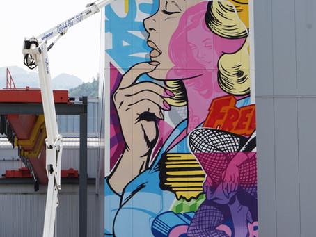 Streetart festival Chur
