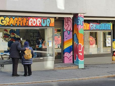 pop up store st.moritz