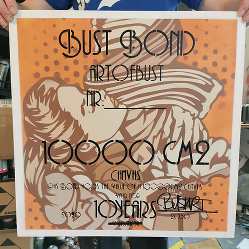 Bust Bond 10 000 cm2