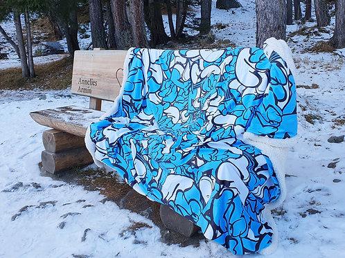 Smurface Blanket