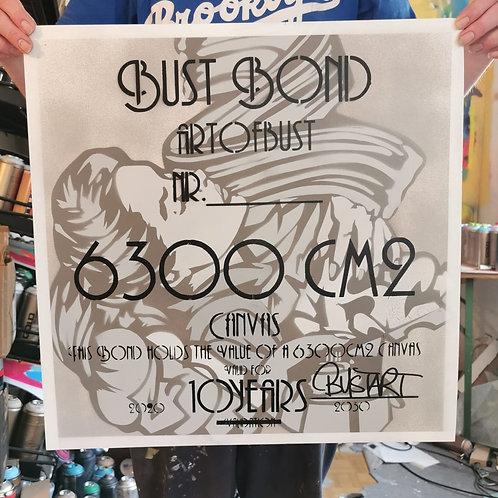 Bust Bond 6300 cm2
