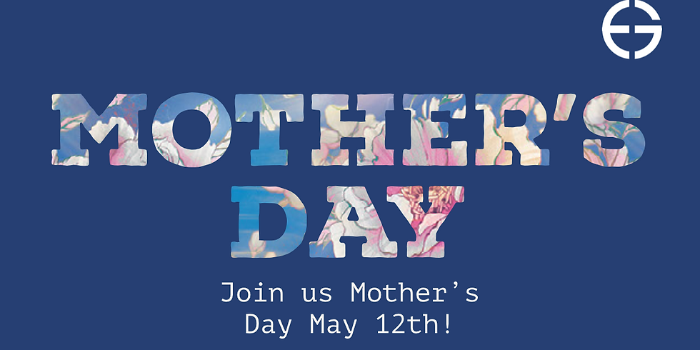 Mothers Day is May 12th!