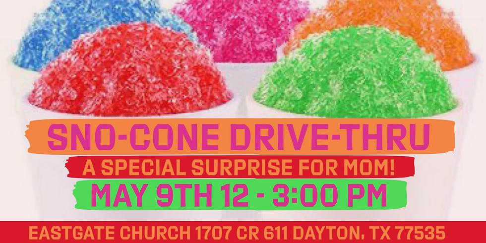 Sno-Cone Drive-thru