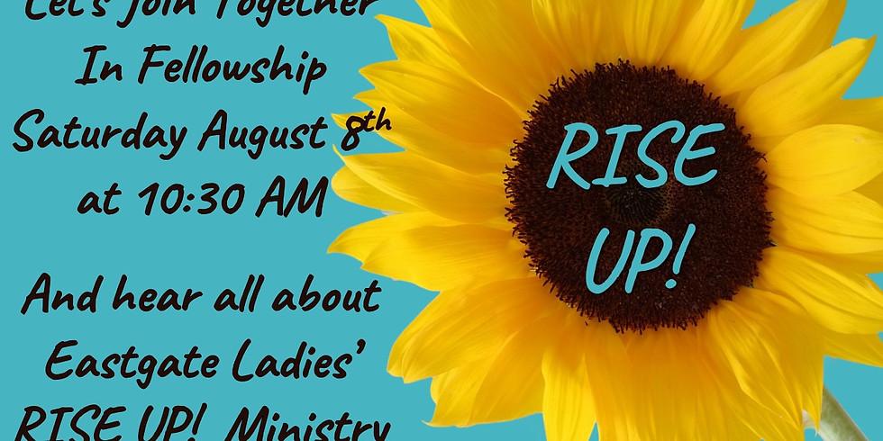 Rise up! Women's meeting