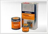 Adesivo 520 S para espuma elastomérca Armacell acamento em sistemas de isolamento térmico