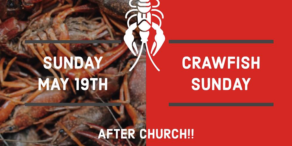 Crawfish Sunday