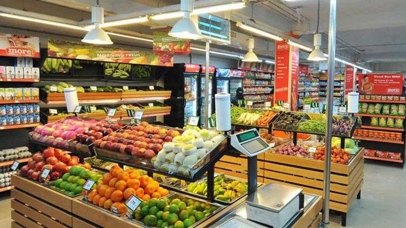 Indian Super/Hyper Market Industry Market