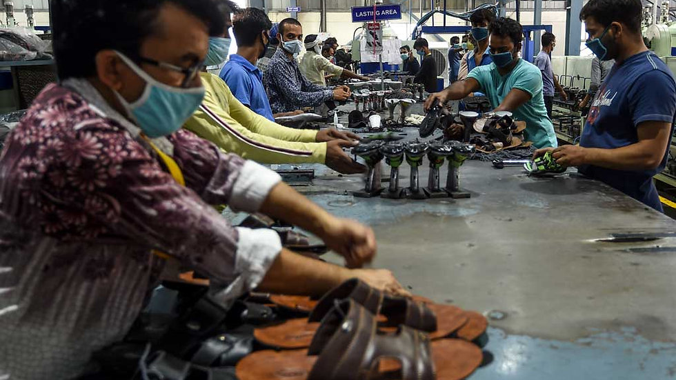 Indian Footwear Industry Market