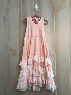 pink dress 4-5 years
