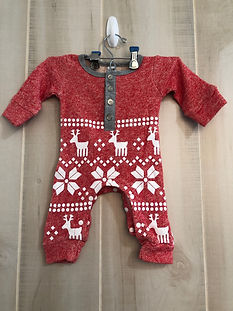 Christmas outfit 6 months - 12 months