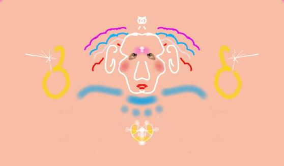 Finger Paintings - Joseph
