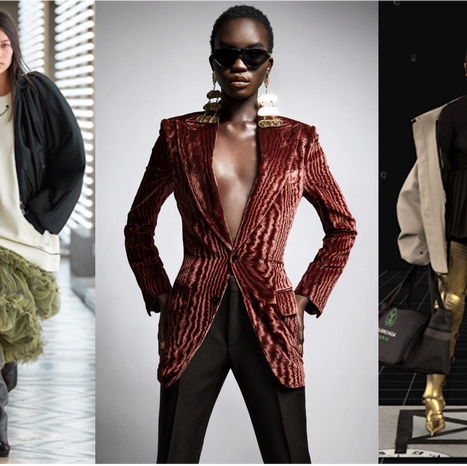 The Runway Roundup - Trend Report from the FW21 Fashion Shows
