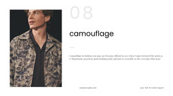 Trend Sample Cover Page