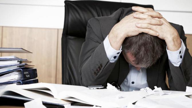 Perdita di lavoro e stress da disoccupazione