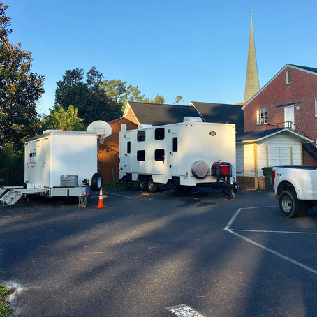 Prayer requests for communities impacted by Hurricane Florence