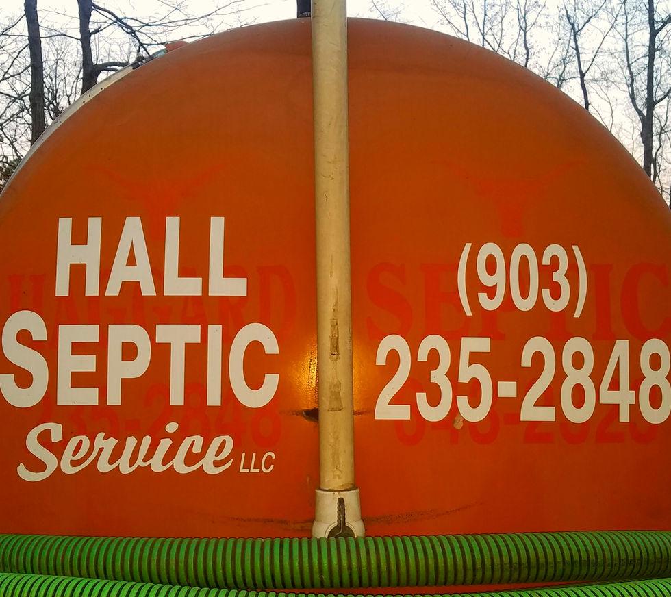 Hall Septic Service