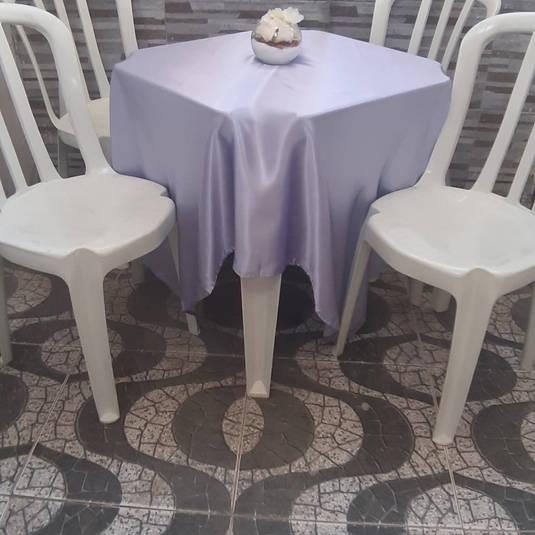 Toalha de Mesa Lilás
