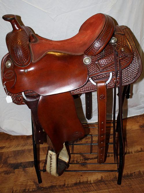 Western Saddle