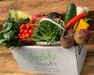 Alstede Farms are locally located in Chester, New Jersey.  Visit them and select the best fresh produce around.