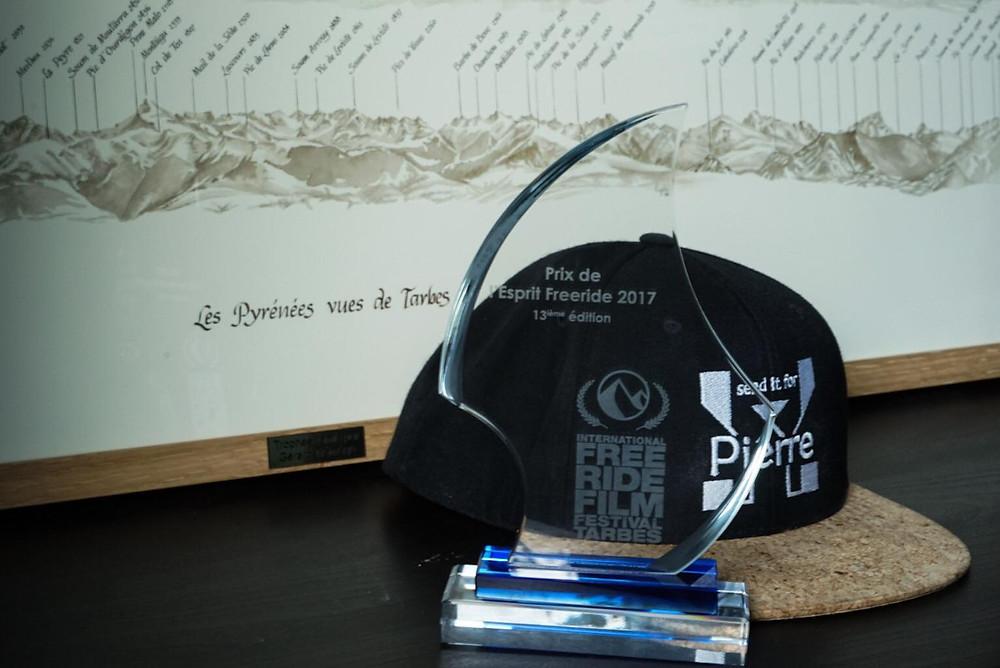 Prize Esprit Freeride 2017