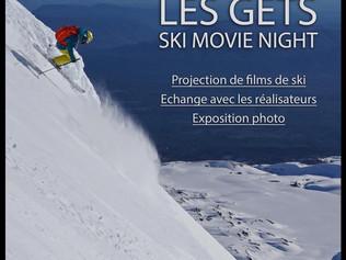 Les Gets Ski Movie Night 1