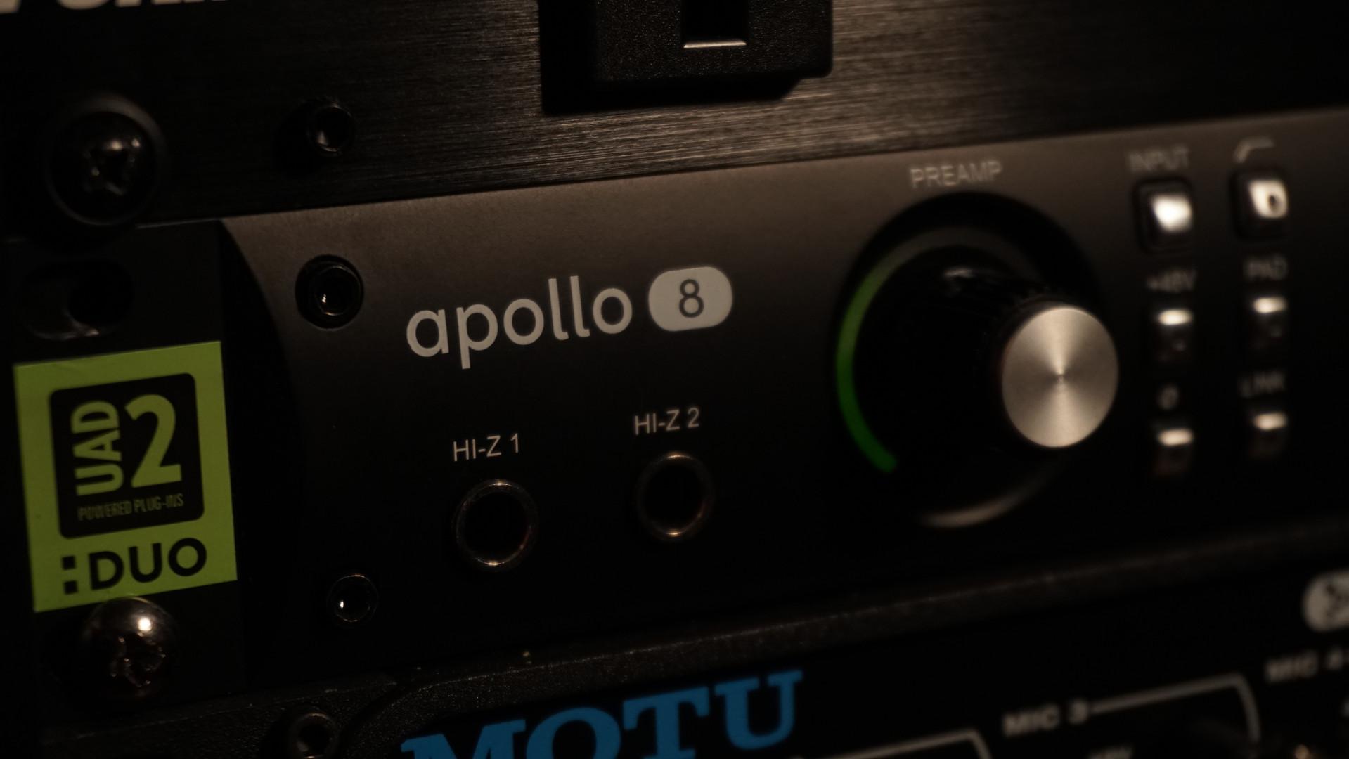 Universal Audio Apollo 8 Duo
