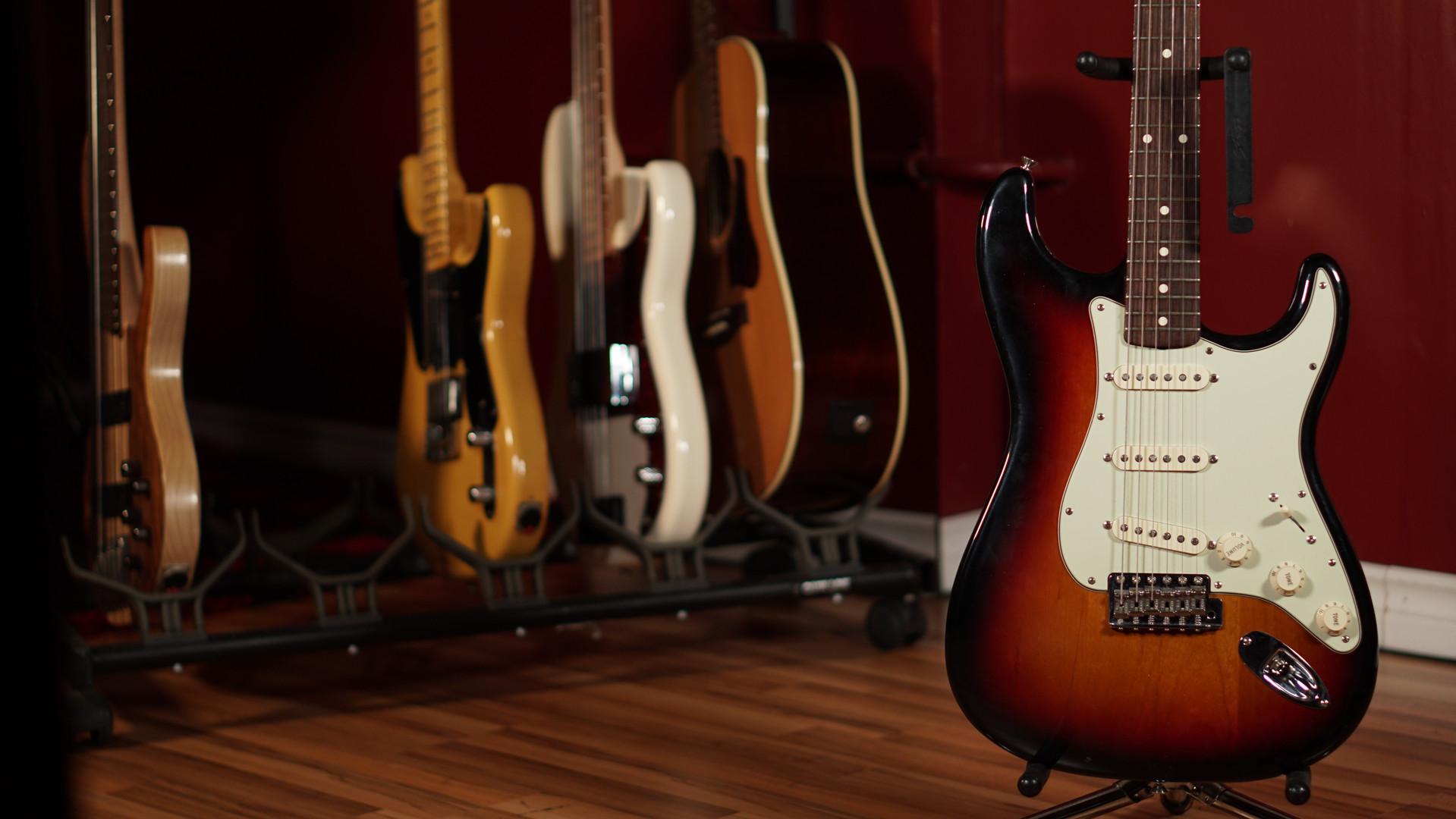 Fender '07 American Vintage Stratocaster