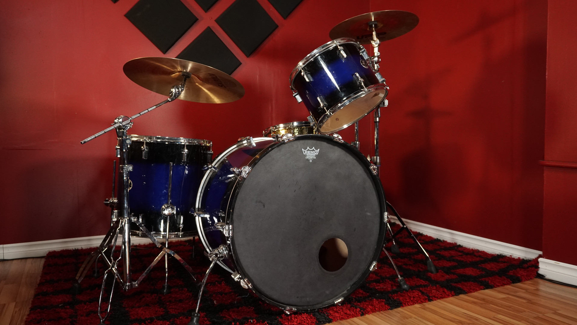 Sonor Limited Edition All Maple Shells