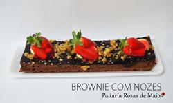 38. brownie com nozes