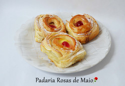 58. rosquinha doce