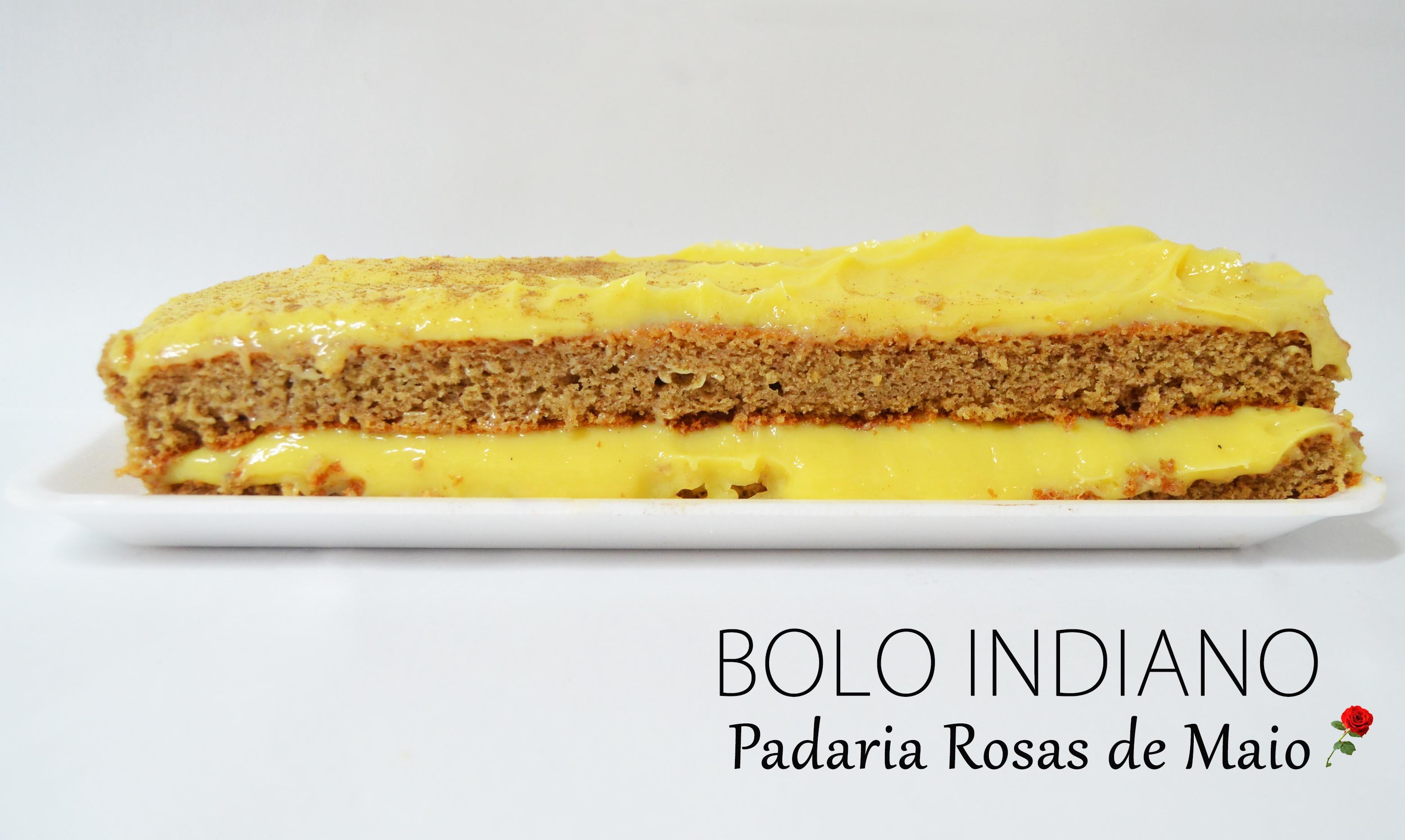 29. bolo indiano