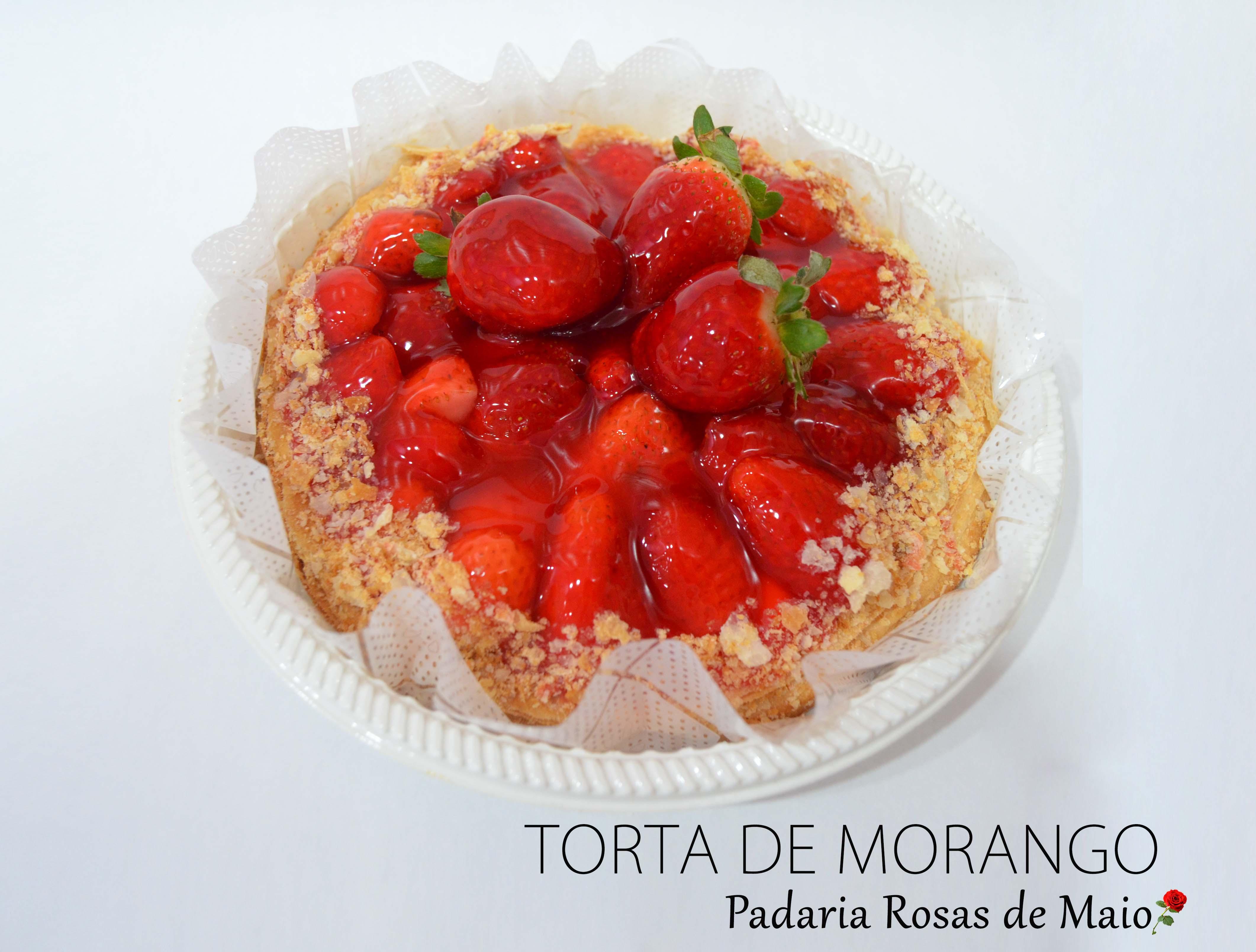 63. torta de morango