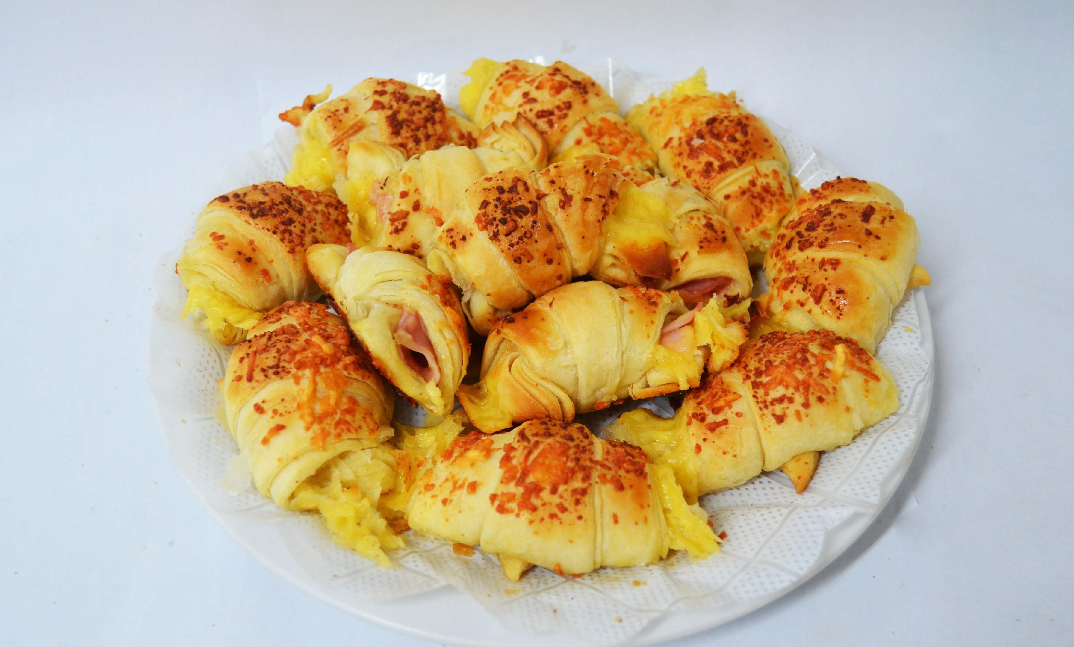 22. mini croissants editado