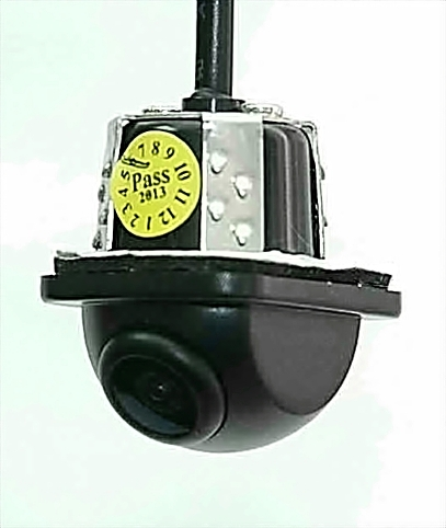 Half Dome Camera