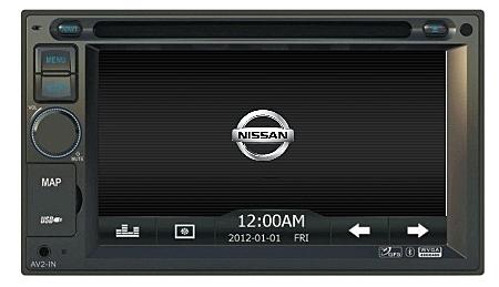 Nissan Multimedia