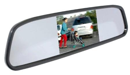 Clip-on Reversing Mirror