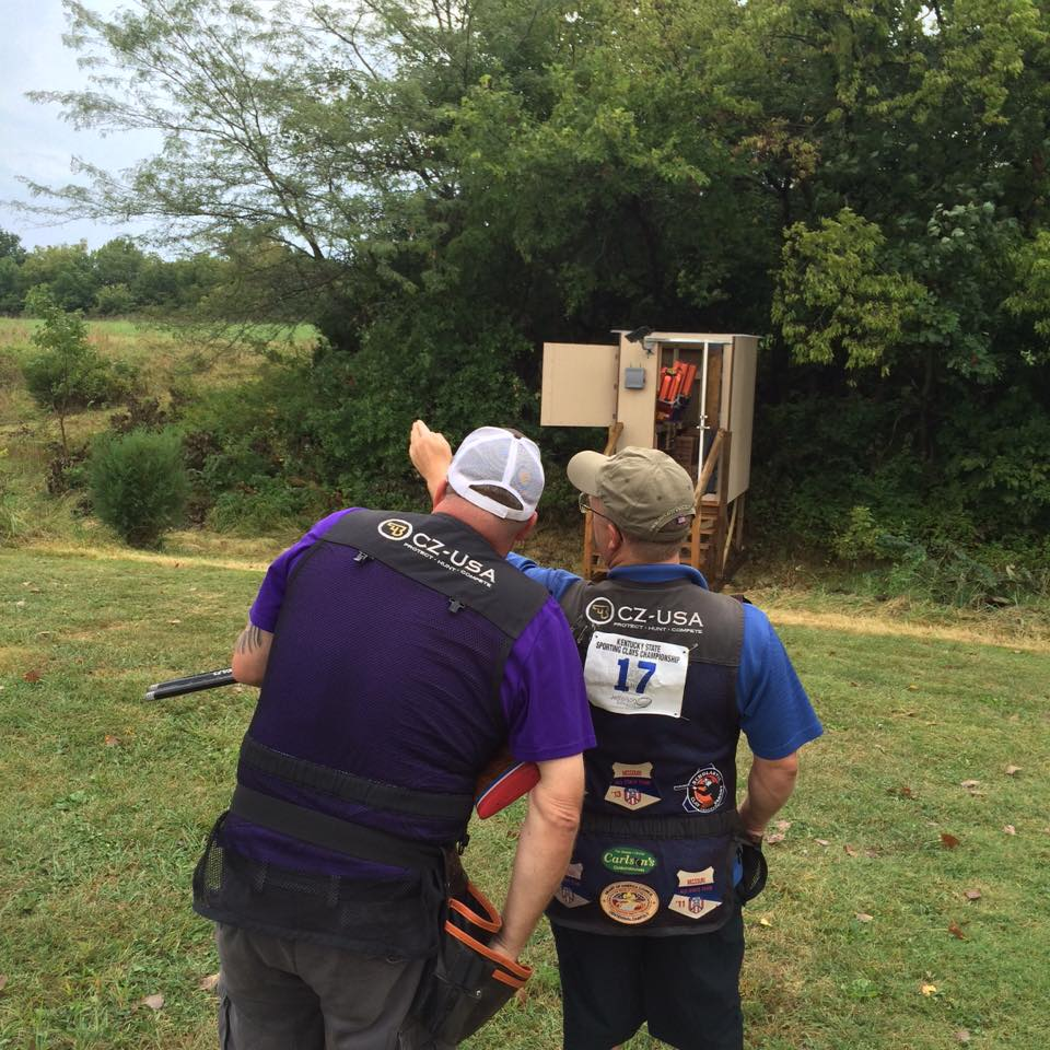 clay target lessons