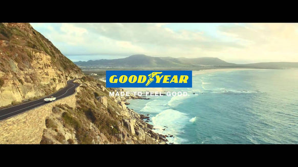 Goodyear Advertising Film