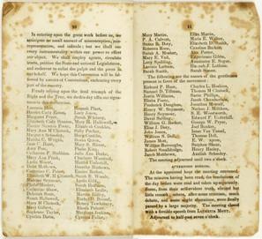 Kadın Hakları Bildirgesi. (8 Mart'a Özel)