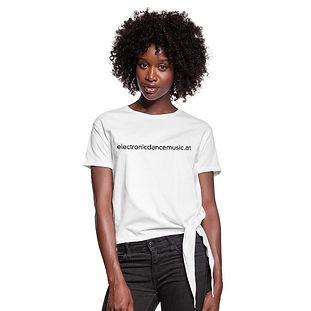 Knoten-T-Shirt