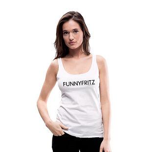 FUNNYFRITZ Tank Top