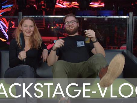 Backstage bei der ersten Charity Clubnight powered by Kronehit
