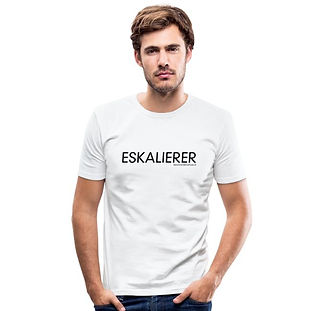 ESKALIERER T-Shirt Slim Fit