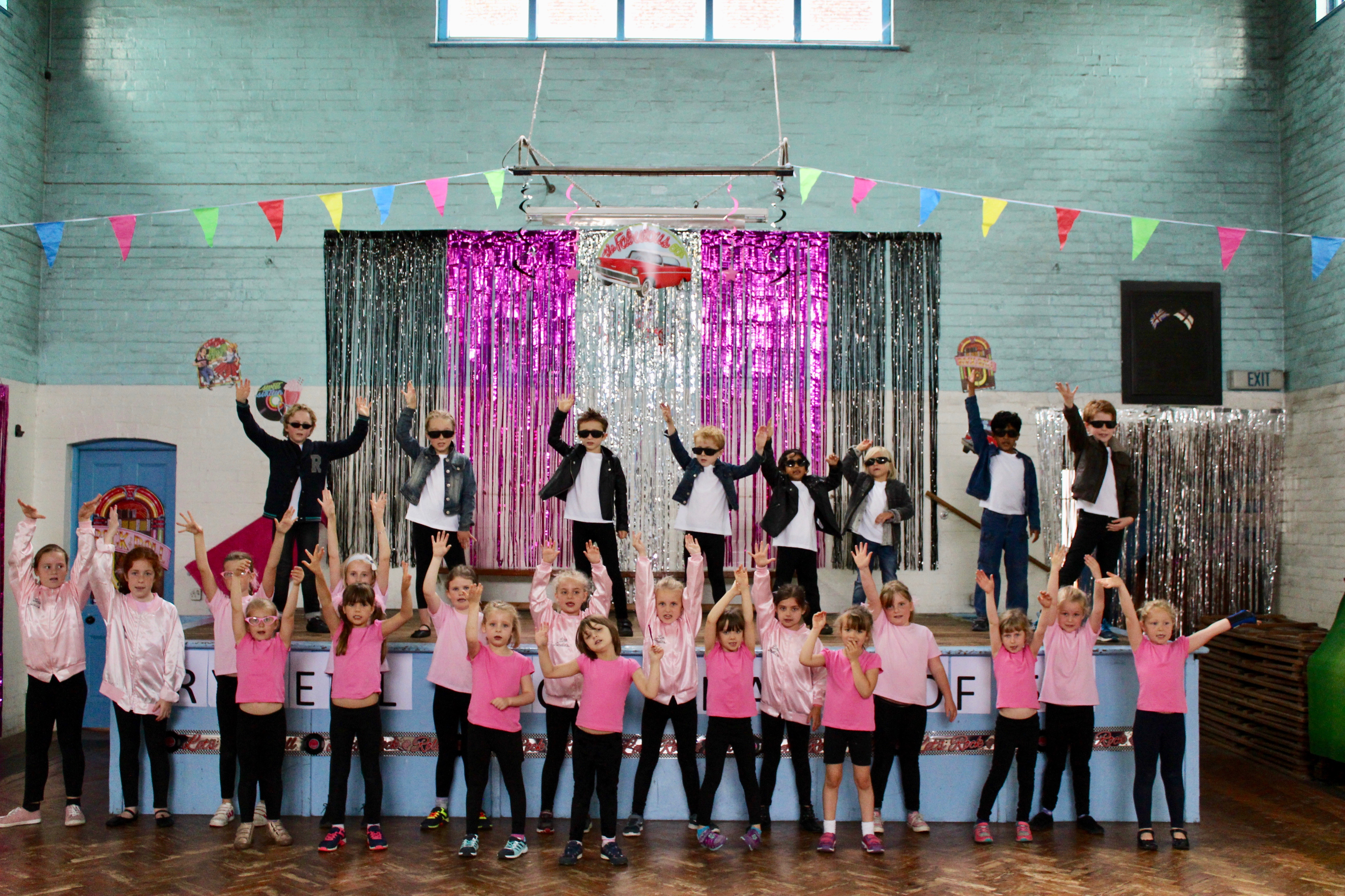 Grease Workshop - Summer 2016